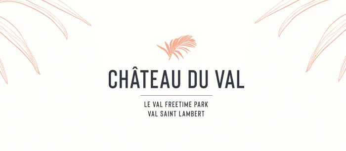 nouveau site chateau du val